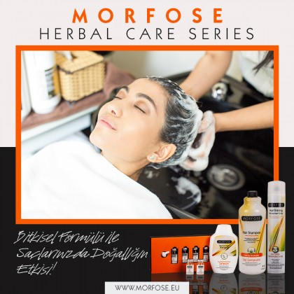 Morfose Herbal Hair Salt Free-Shampoo 1000ml