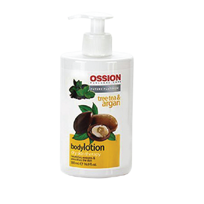 Morfose Ossion Hand Body Lotion (argan & tea tree) 500ml