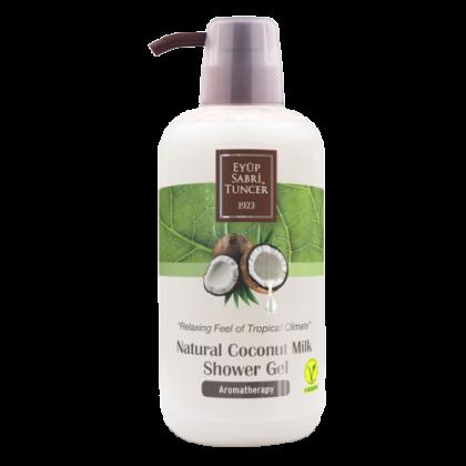 Eyup Sabri Tuncer Natural Coconut Milk Shower Gel 600ml