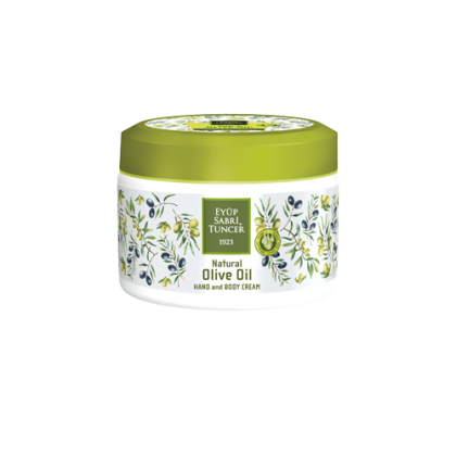 Eyup Sabri Tuncer Hand and Body Cream (Natural Olive Oil) 250ml