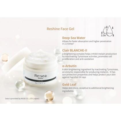 Resea Reshine Face Gel 50g