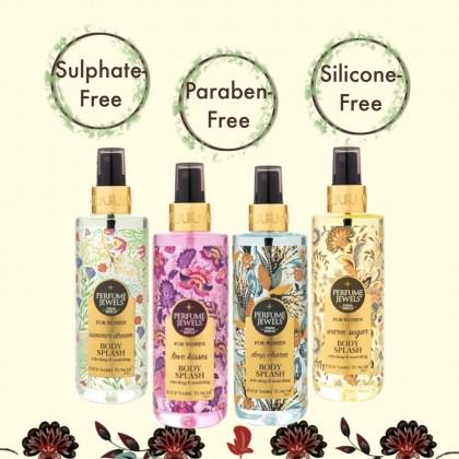 Eyup Sabri Tuncer Perfume Jewels Body Splash: Warm Sugar 250ml
