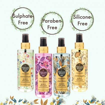 Eyup Sabri Tuncer Perfume Jewels Body Splash: Deep Charm 250ml