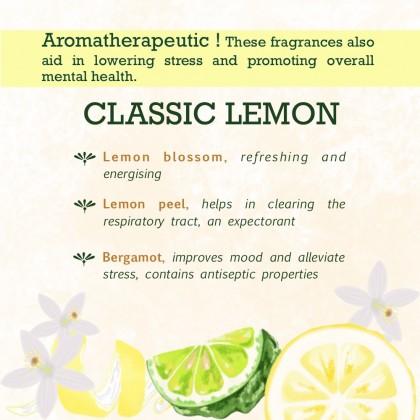 Eyup Sabri Tuncer Cologne-Hand Sanitiser Classic Lemon 150 ml (Spray)