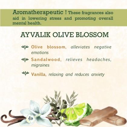 Eyup Sabri Tuncer Cologne-Hand Sanitiser Ayvalik Olive Blossom 150 ml (Spray)