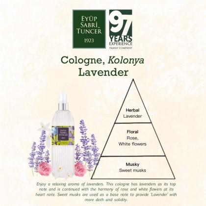 Eyup Sabri Tuncer Cologne-Hand Sanitiser Lavender 150ml (Spray)