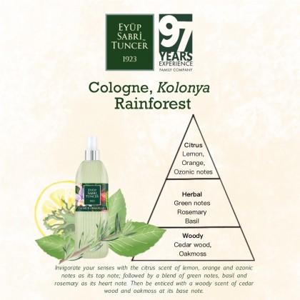 Eyup Sabri Tuncer Cologne-Hand Sanitiser Rainforest 150ml (Spray)