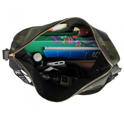 Waterproof Canvas Casual Shoulder Bag