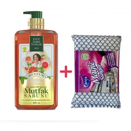 Eyup Sabri Tuncer Kitchen Soap (Grapefruits) 500 ml