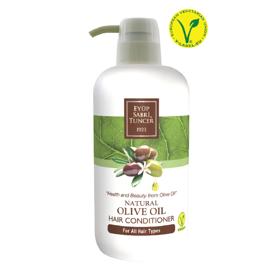 Eyup Sabri Tuncer Natural Olive Oil Hair Conditioner 600ml