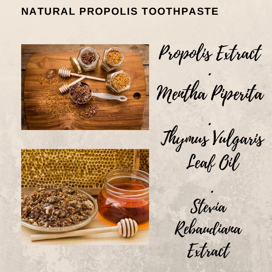 Eyup Sabri Tuncer Natural Propolis Extract Toothpaste 75ml
