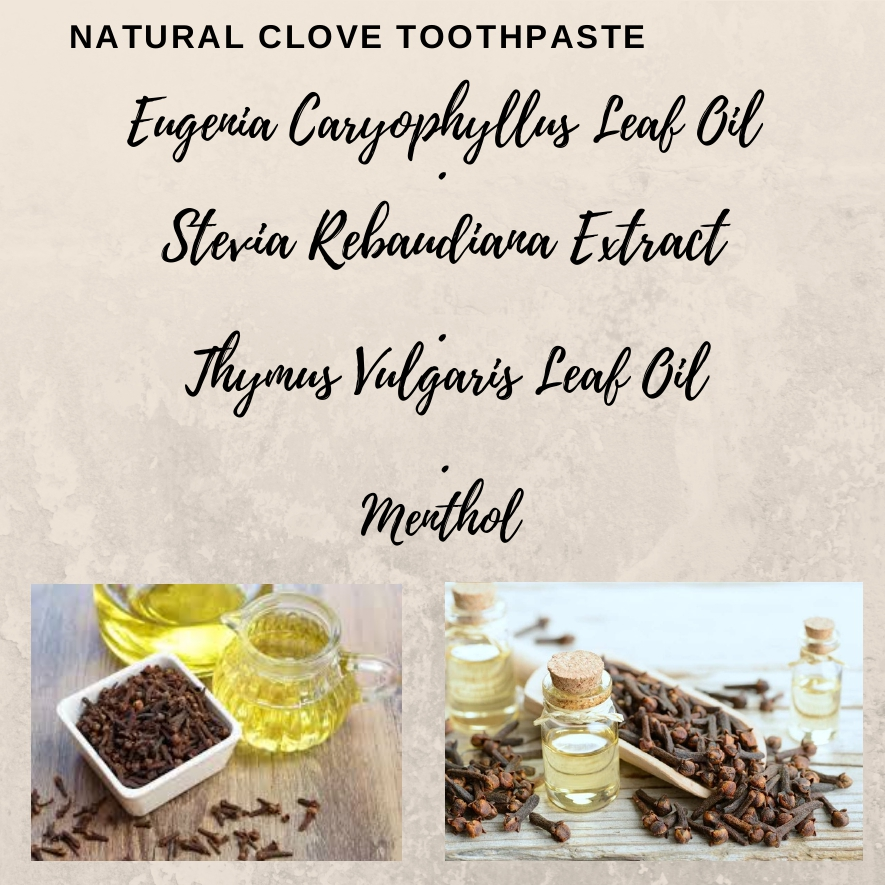 Eyup Sabri Tuncer Natural Clove Extract Toothpaste 75ml