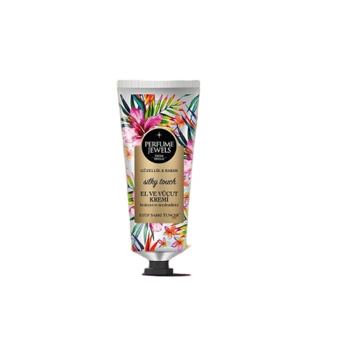 Eyup Sabri Tuncer Perfume Jewels Hand and Body Cream: Silky Touch 60ml