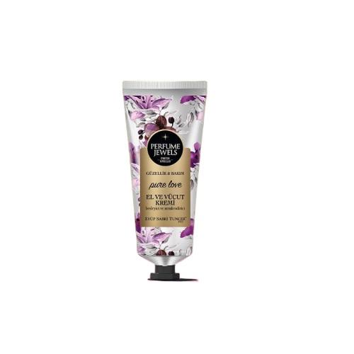 Eyup Sabri Tuncer Perfume Jewels Hand and Body Cream: Pure Love 60ml