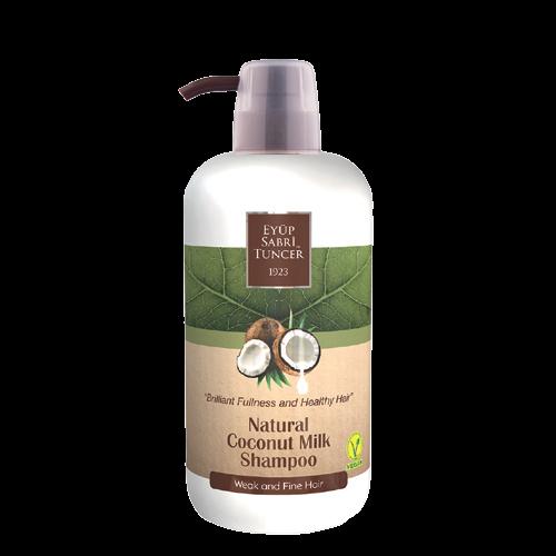 Eyup Sabri Tuncer Natural Coconut Milk Shampoo 600ml